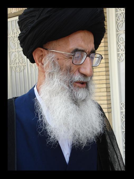 علی حجت هاشمی خراسانی